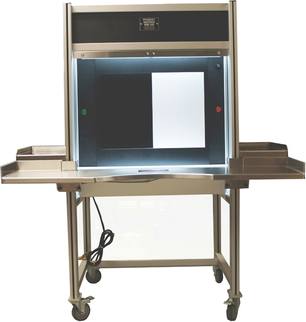 Mib-100™ manual inspection booth.